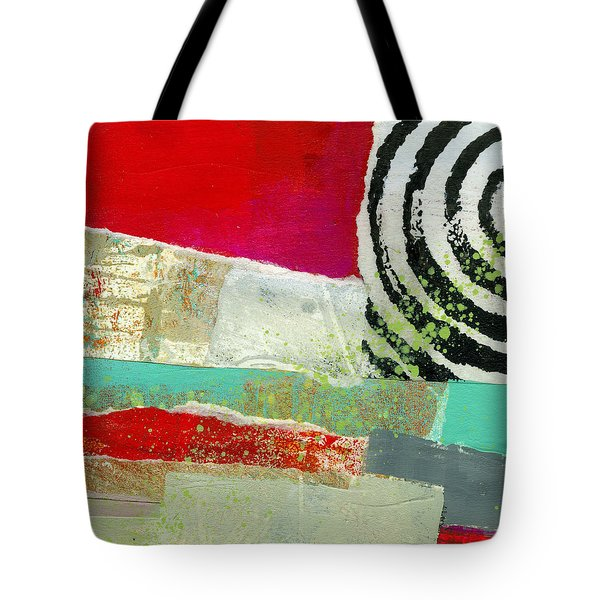 Edge 49 Tote Bag by Jane Davies