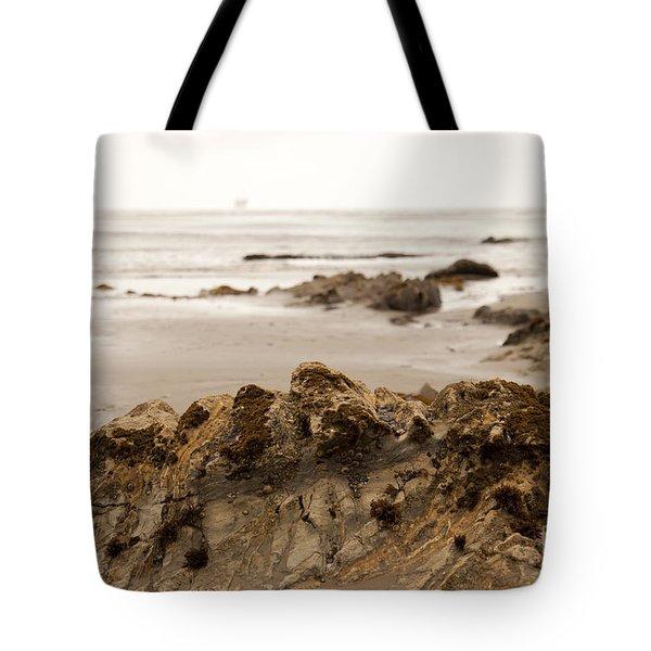 Edges Tote Bag by Amanda Barcon