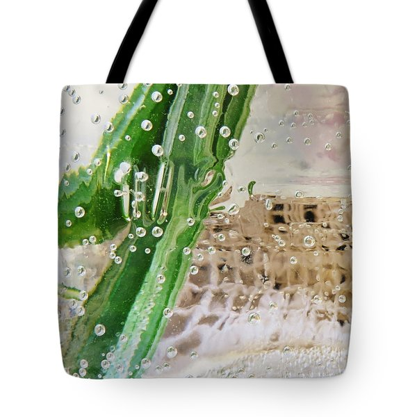 Effervescent  Tote Bag by Shawna  Rowe