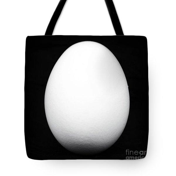 Egg Tote Bag by John Rizzuto