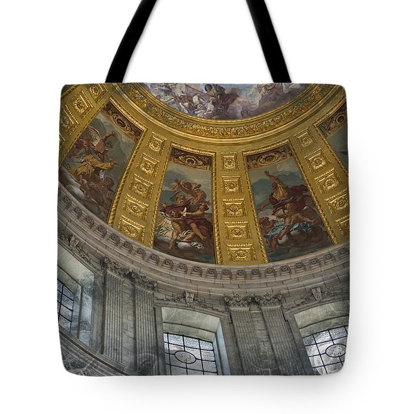 Eglise Du Dome Tote Bag by Evie Carrier