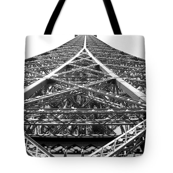 Eiffel Tower Tote Bag by Andrea Anderegg