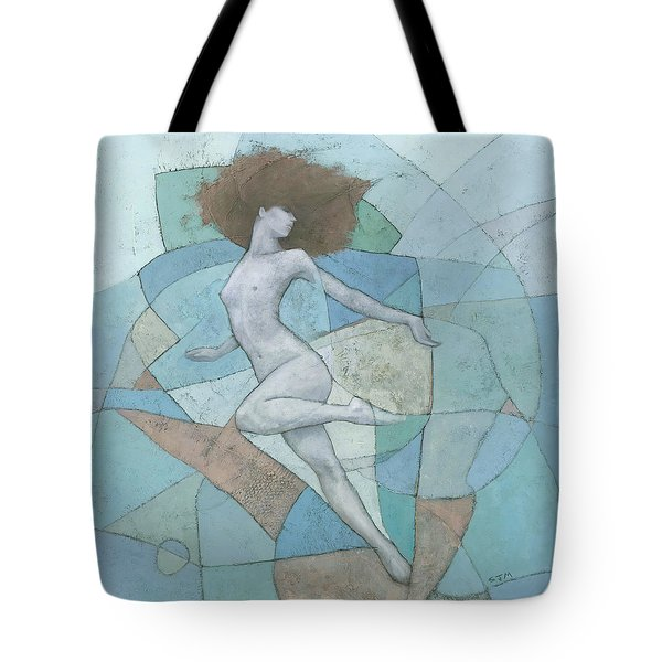 Eir Tote Bag by Steve Mitchell