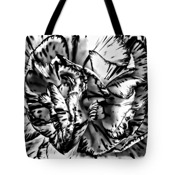 Either...Or Tote Bag by Steve Harrington