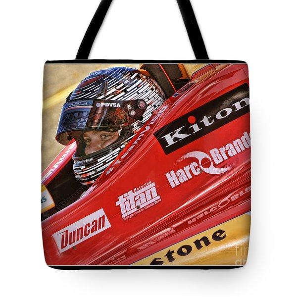 E.J. Viso Tote Bag by Blake Richards