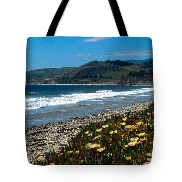 El Capitan Beach Tote Bag by Kathy Yates