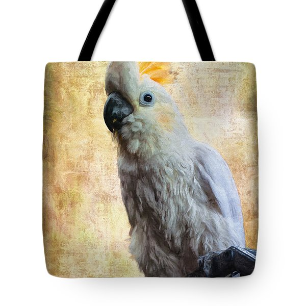 Elegant Lady Tote Bag by Lois Bryan