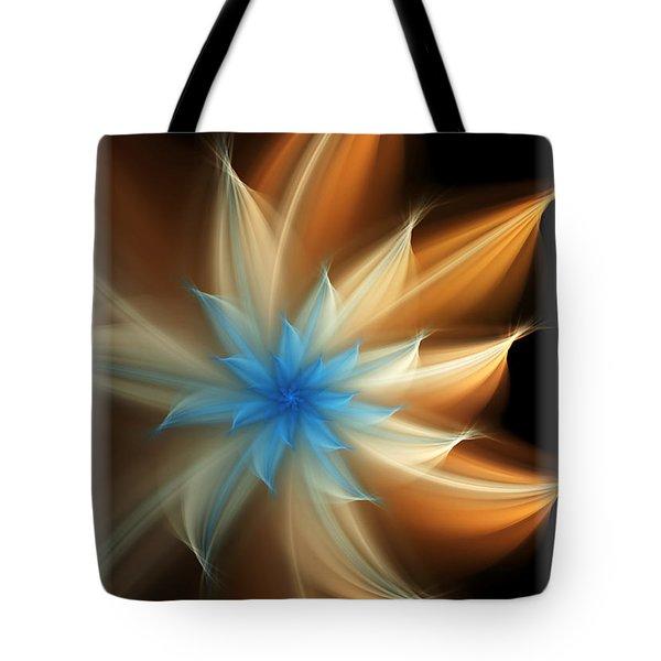 Elegant Tote Bag by Svetlana Nikolova