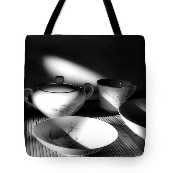 Elegant Tote Bag by Tom Druin