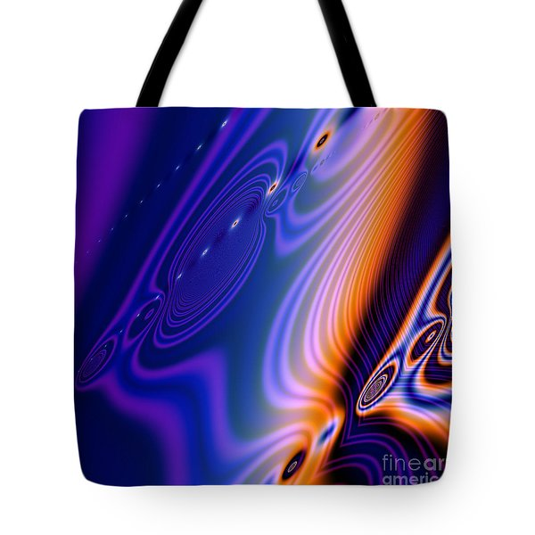 Elements Tote Bag by Candice Danielle Hughes