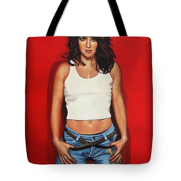 Ellen ten Damme Tote Bag by Paul  Meijering