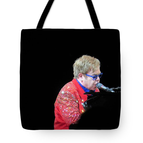 Elton Tote Bag by Aaron Martens