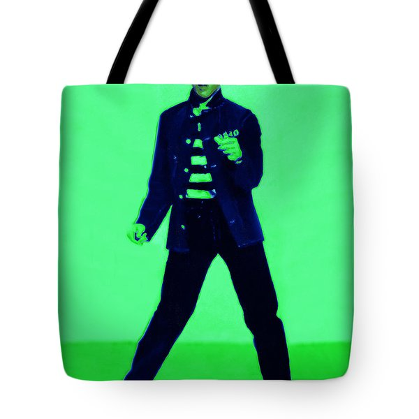 Elvis is In The House 20130215p91 Tote Bag by Wingsdomain Art and Photography
