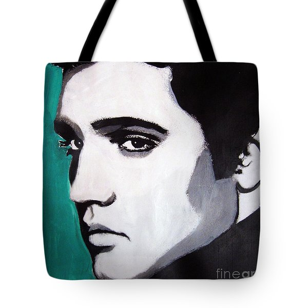 Elvis Tote Bag by Venus