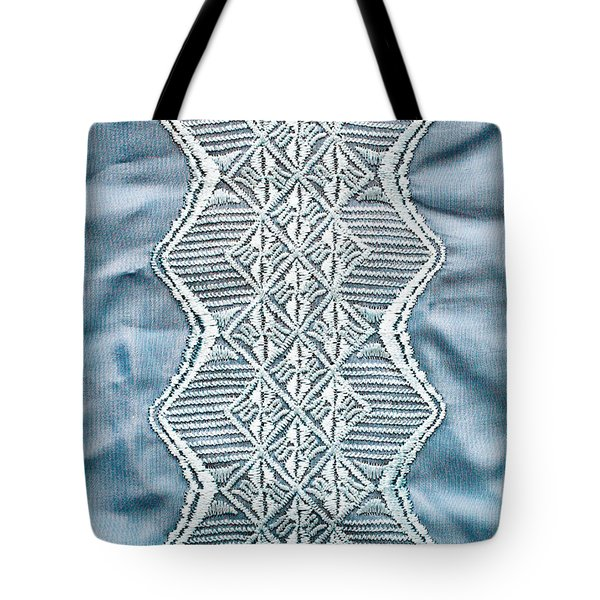 Embroidery Tote Bag by Tom Gowanlock