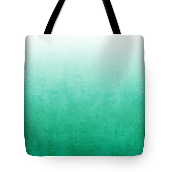 Emerald Bay Tote Bag by Linda Woods