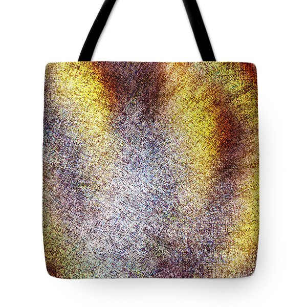 Emerging Tote Bag by Christopher Gaston