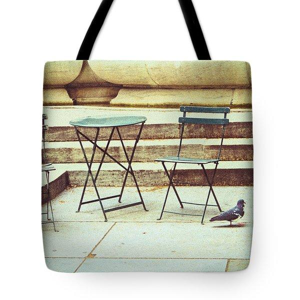 Empty Tote Bag by Karol  Livote
