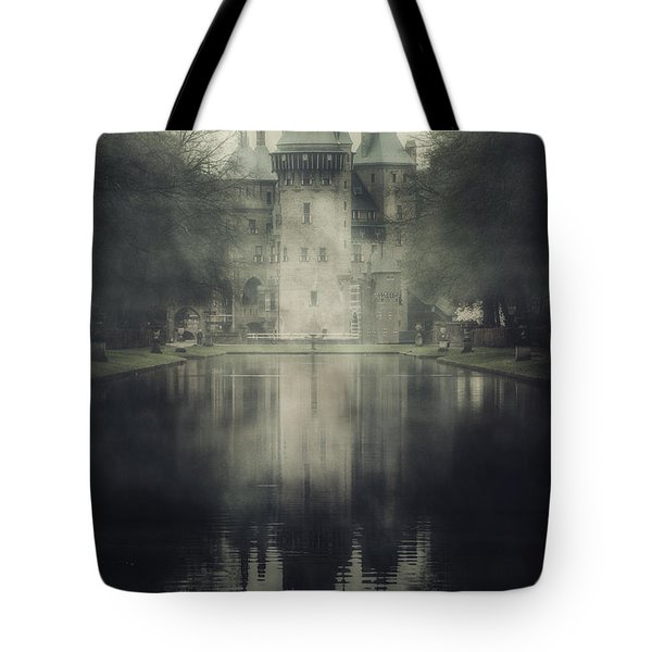Enchanted Castle Tote Bag by Joana Kruse