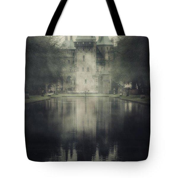 enchanted castle Tote Bag by Joana Kruse