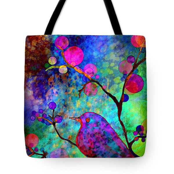 Enchantment Tote Bag by Robin Mead