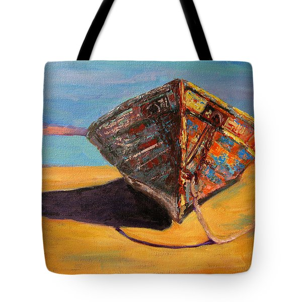 Endurance Tote Bag by Patricia Awapara