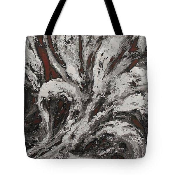 Energy II Tote Bag by Karen Kliethermes