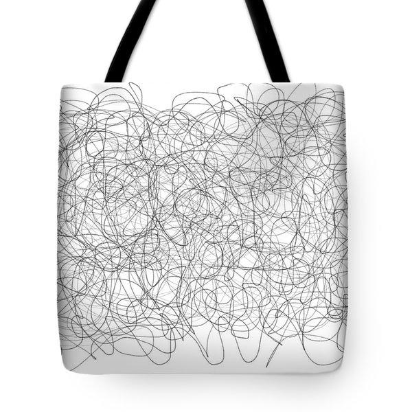 Energy Vortex Tote Bag by Daina White