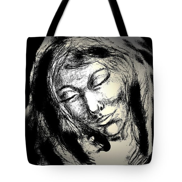 Enlightenment Tote Bag by Natalie Holland