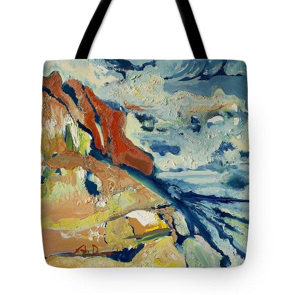 Entertainment Tote Bag by Joseph Demaree
