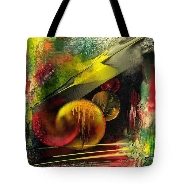 Envol  Tote Bag by Francoise Dugourd-Caput