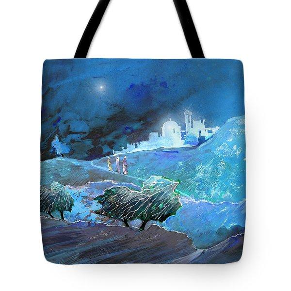Epiphany Tote Bag by Miki De Goodaboom