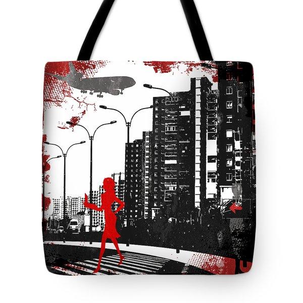 Equality Tote Bag by Angelina Vick