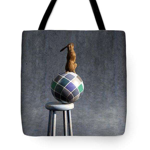 Equilibrium II Tote Bag by Cynthia Decker