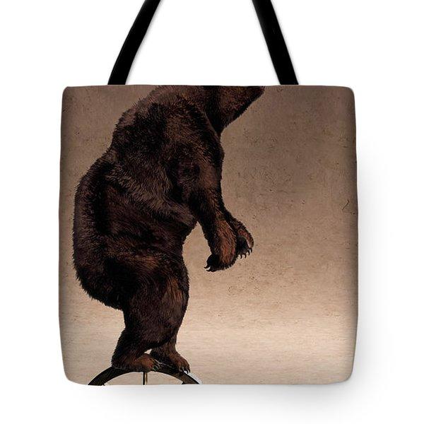 Equilibrium IV Tote Bag by Cynthia Decker