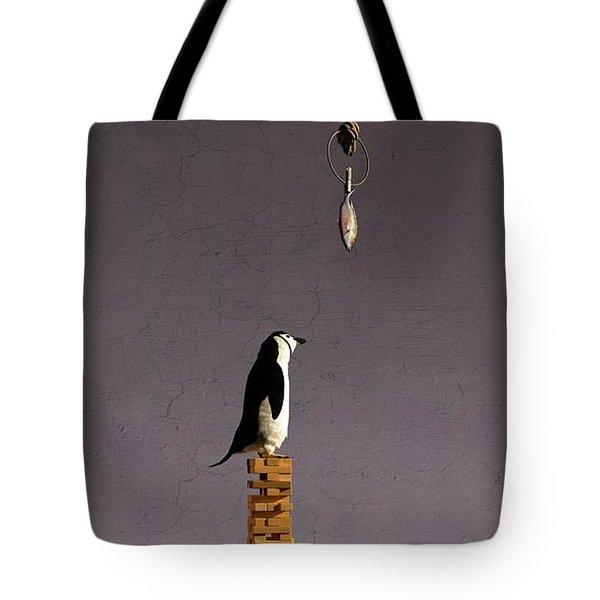 Equilibrium V Tote Bag by Cynthia Decker