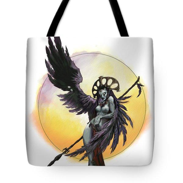 Eryine Tote Bag by Matt Kedzierski