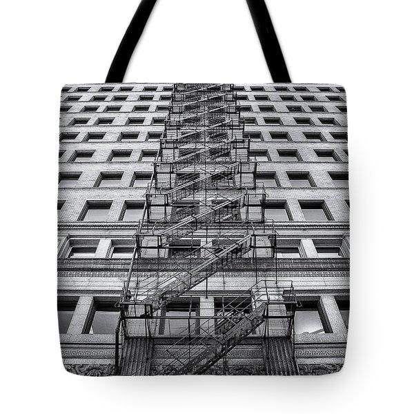 Escape Tote Bag by Scott Norris