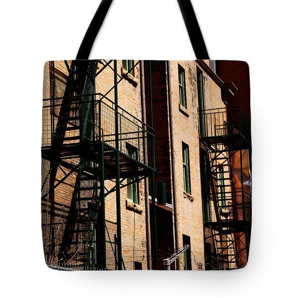 Escape Tote Bag by Trever Miller
