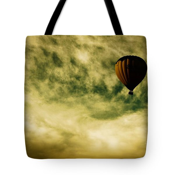 Escapism Tote Bag by Andrew Paranavitana