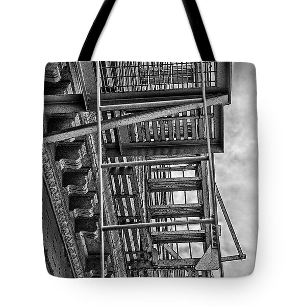 Escher Escape Tote Bag by Madeline Ellis