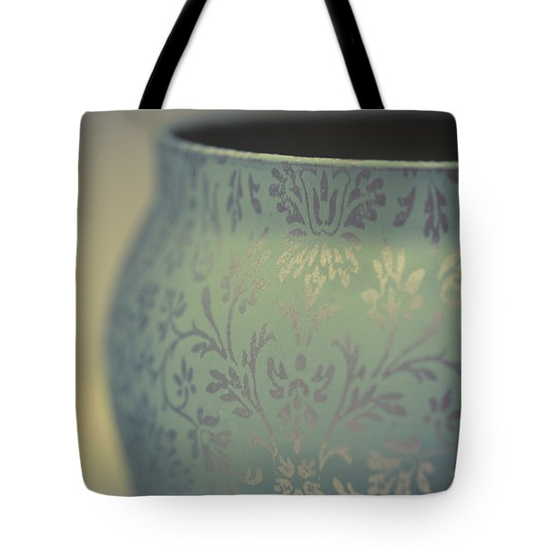 Etched In My Heart Tote Bag by Christi Kraft