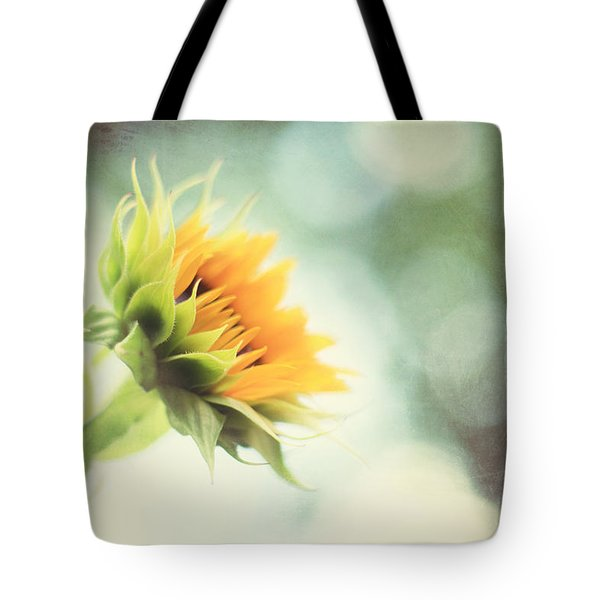 Eternal Optimist Tote Bag by Amy Tyler