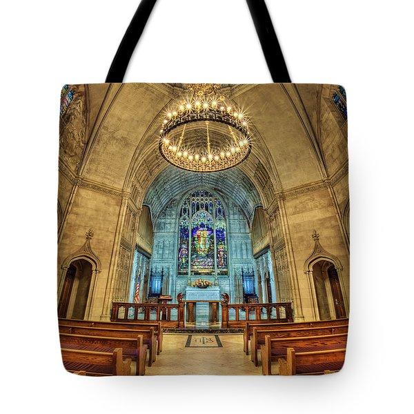 Eternal Search Tote Bag by Evelina Kremsdorf