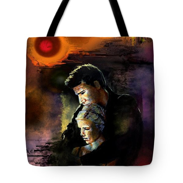 Eternel Tote Bag by Francoise Dugourd-Caput