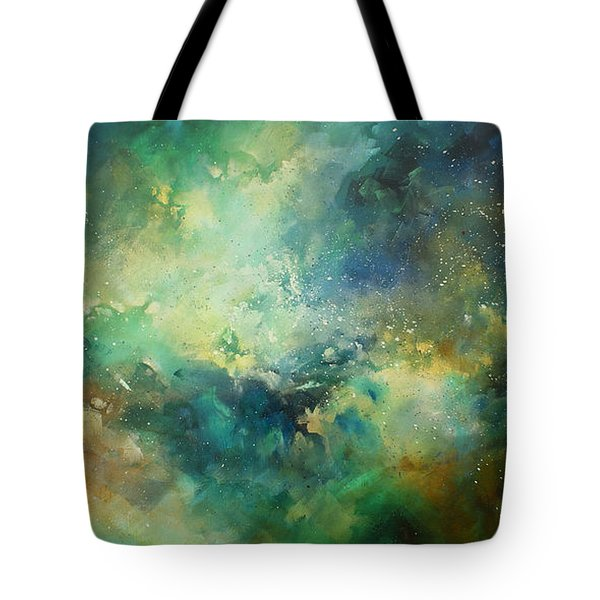 'eternity' Tote Bag by Michael Lang