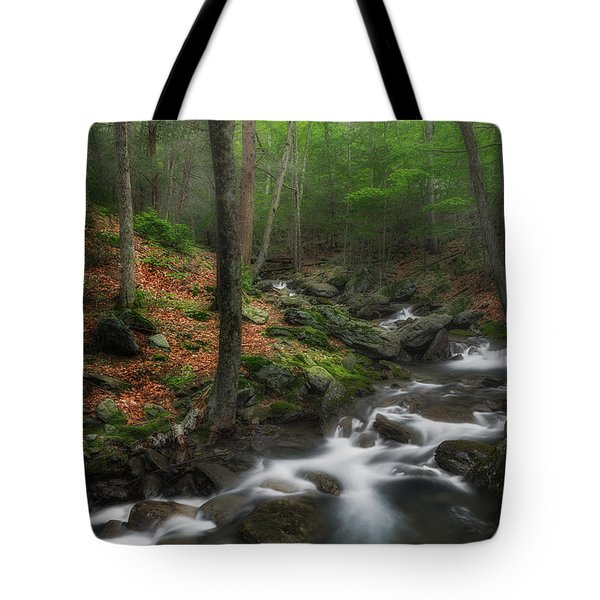 Ethereal Forest Tote Bag by Bill Wakeley