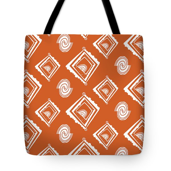 ethnic window Tote Bag by Susan Claire