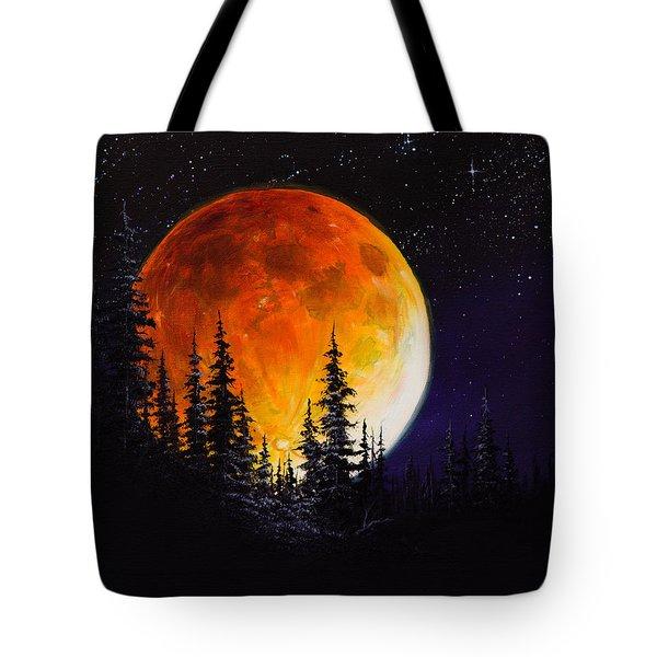 Ettenmoors Moon Tote Bag by C Steele