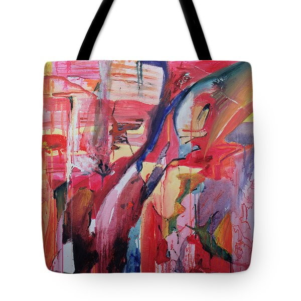 Euskadi Tote Bag by Thomas Hampton